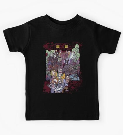 The Cabin in the Woods Kids Clothes