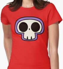 Grave Logo Version 2 Womens Fitted T-Shirt