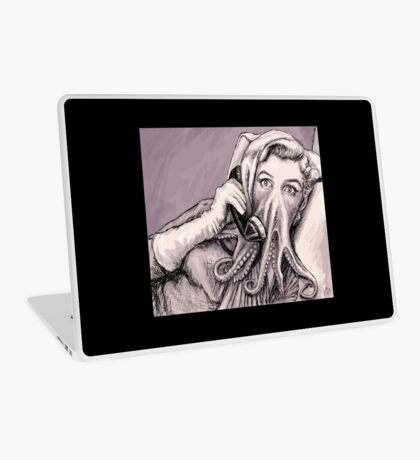 Phone Call of Cthulyn Laptop Skin