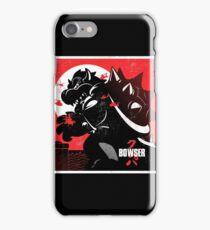 Bowserzilla iPhone Case/Skin