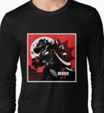 Bowserzilla Long Sleeve T-Shirt