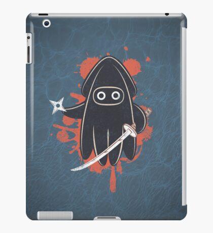 Ninja Ink iPad Case/Skin