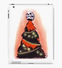 BLACK XMAS: Feliz Navidad iPad Case/Skin