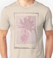 12th Doctor Negative Flower T-Shirt Slim Fit T-Shirt