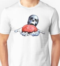 Brains! Live Brains! Unisex T-Shirt