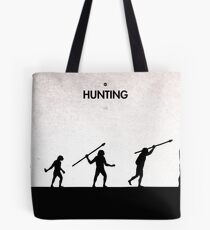 99 Steps of Progress - Hunting Tote Bag