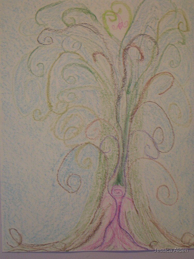 Tree of Rebirth by Jessica Alden