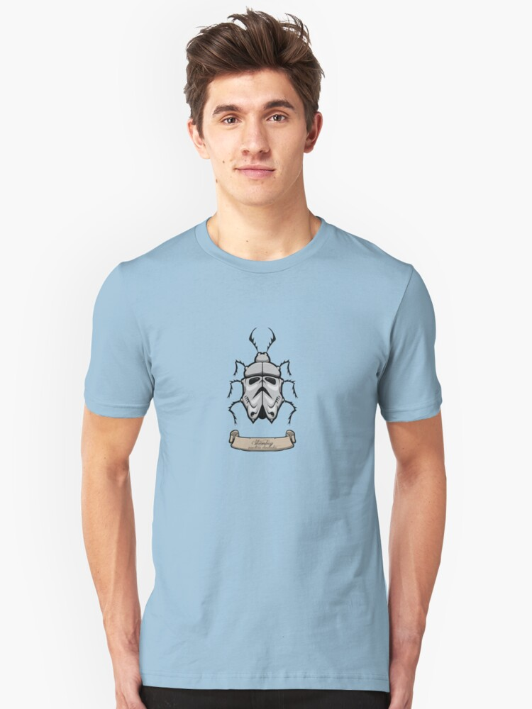 Insecticus Cloneitum Unisex T-Shirt Front