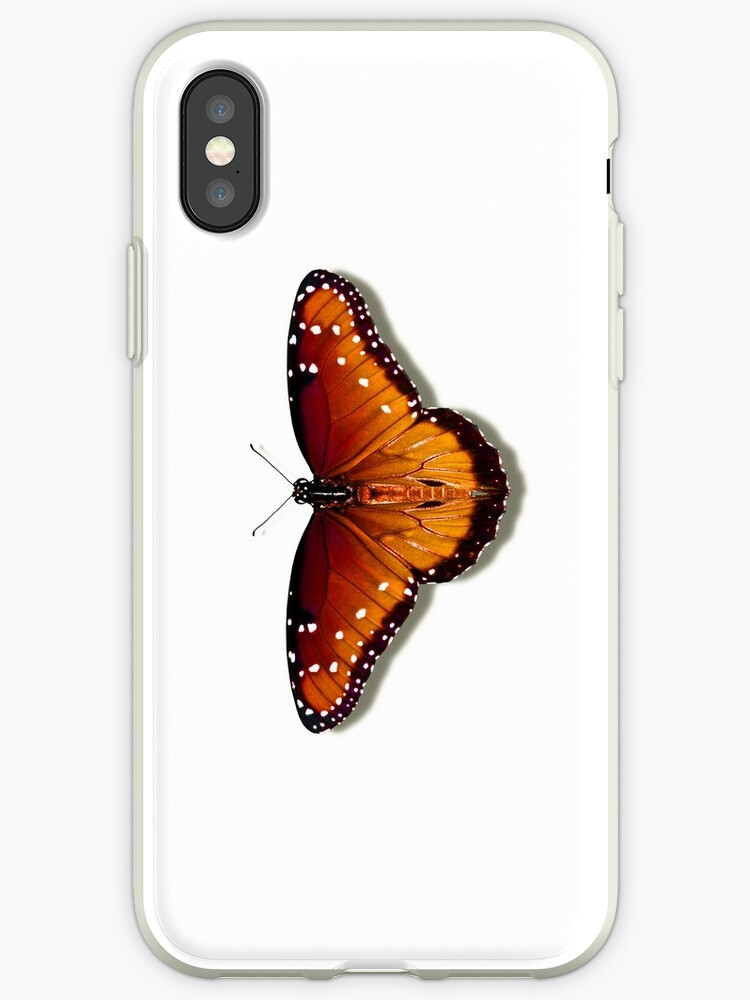 Smartphone Case - Butterfly - Queen by mpodger