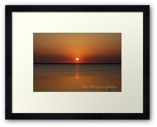 Perfect Sunset by Theresa Tunstall