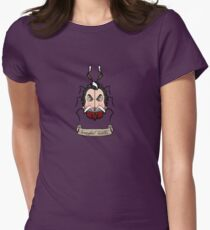 Burtonicum Insecticus - sweeny todd Women's Fitted T-Shirt