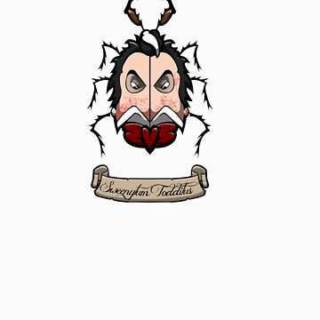 Burtonicum Insecticus - sweeny todd by YayzusInsectus