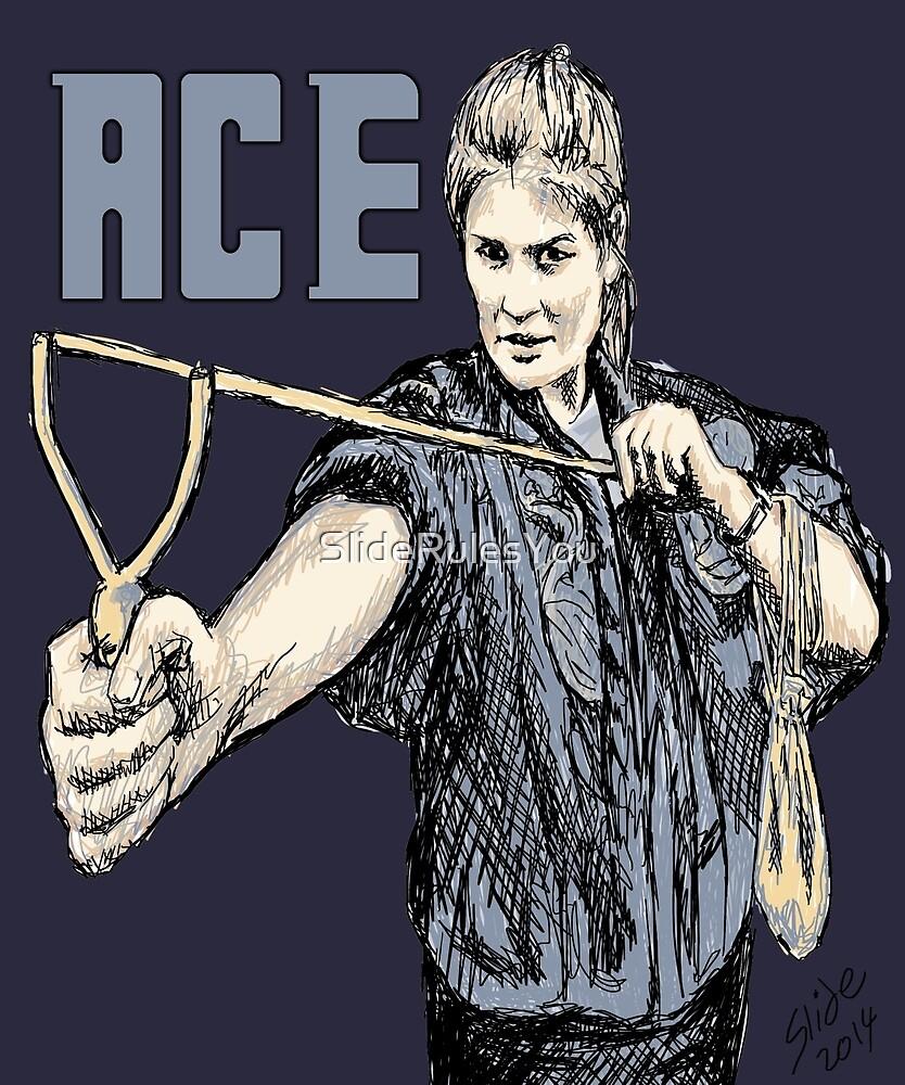 """""""Ace, 2014""""  by SlideRulesYou"""