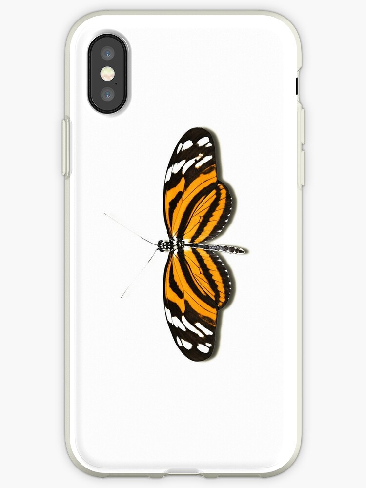 Smartphone Case - Butterfly - Tiger Longwing by mpodger