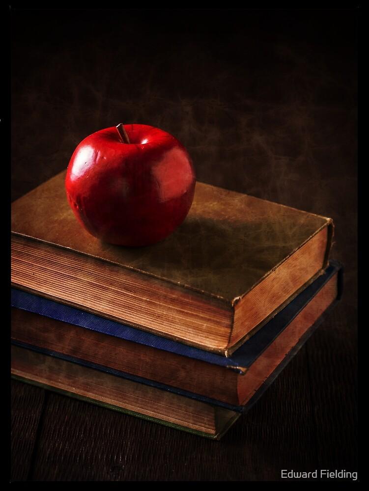 Apple for teacher by Edward Fielding