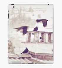 Crows - iPad case by Silvia Ganora iPad Case/Skin