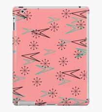 Vintage Pink, Atomic Retro Arrows, iPad Case iPad Case/Skin