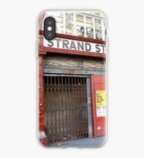 Strand Station, London iPhone Case