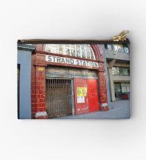 Strand Station, London Studio Pouch