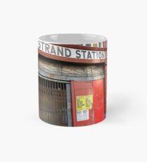 Strand Station, London Mug