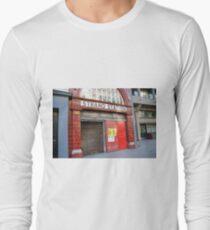 Strand Station, London Long Sleeve T-Shirt