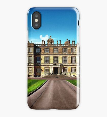 Longleat House-Wiltshire-England iPhone Case