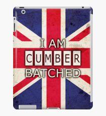 I AM CUMBERBATCHED (UK Edition) iPad Case/Skin