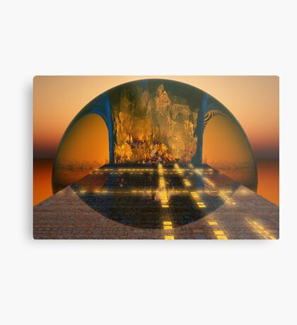 From Wishes To Eternity Metal Print