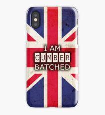 I AM CUMBERBATCHED (UK Edition) iPhone Case/Skin