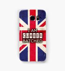 I AM CUMBERBATCHED (UK Edition) Samsung Galaxy Case/Skin