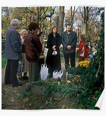 Rakowicki cemetery, Kraków 2003 Poster