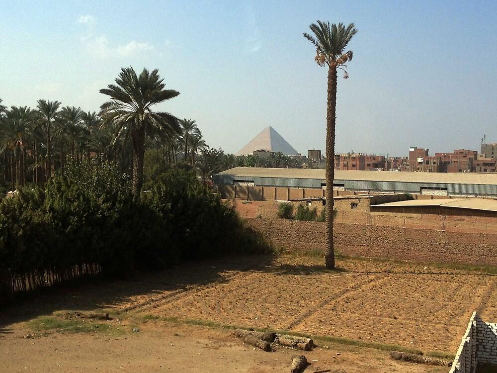 Cairo city by RedBallooon