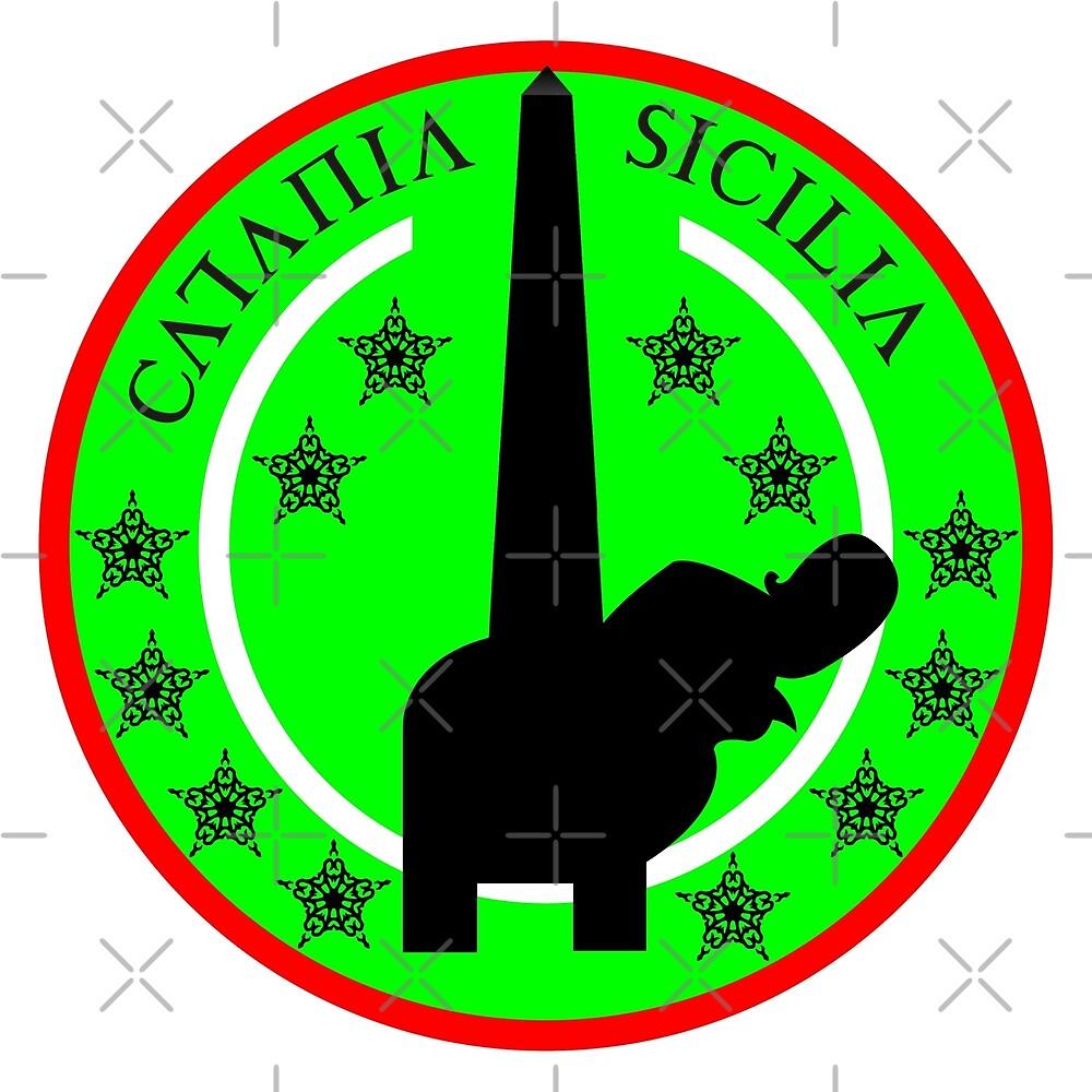 Emblema di Catania  by xorbah