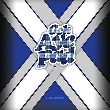 Och Aye Pad! by abinning