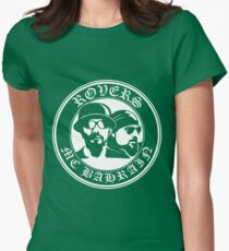 Rovers Hot Riders  Womens Fitted T-Shirt