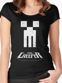 The Creeper Women's Fitted Scoop T-Shirt
