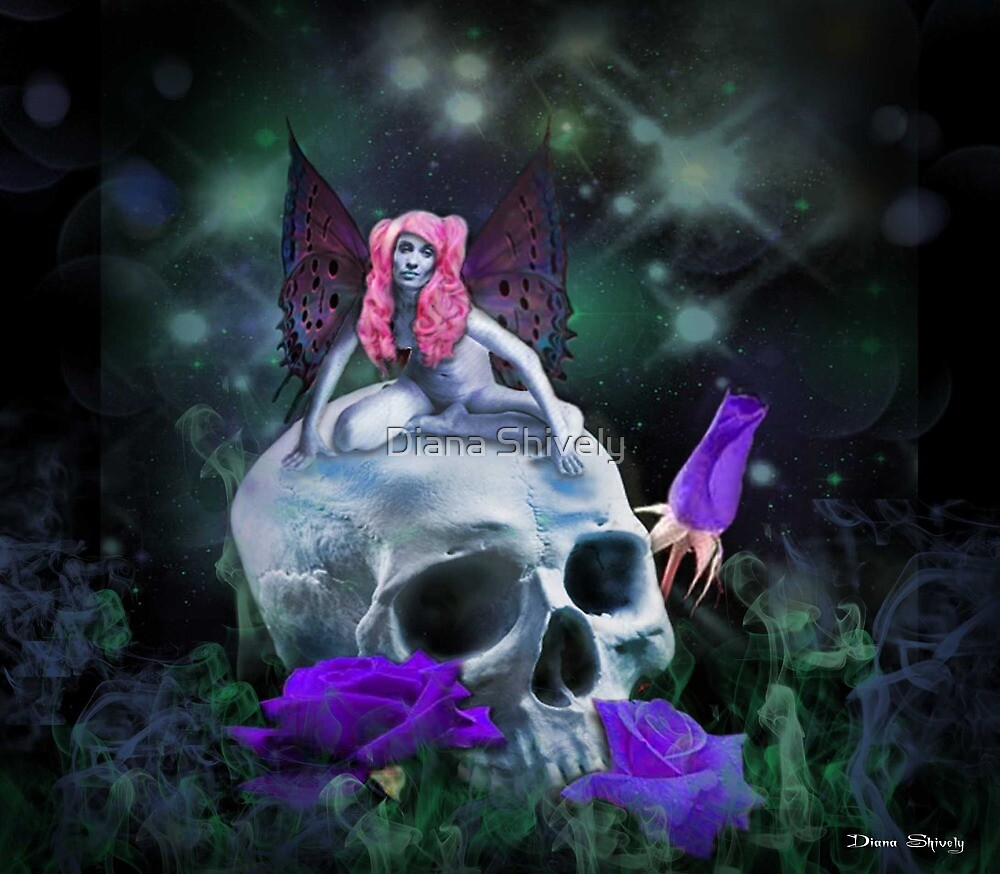 Rock the Fairy world by Diana Shively
