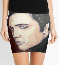 Elvis Mini Skirt