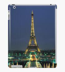 Eiffel Tower - Paris iPad Case/Skin
