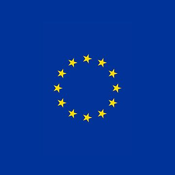European Union flag by SOIL