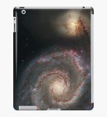 When Galaxies Collide iPad Case/Skin