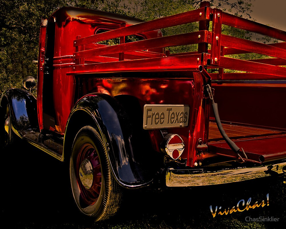 37 Ranch Truck by ChasSinklier