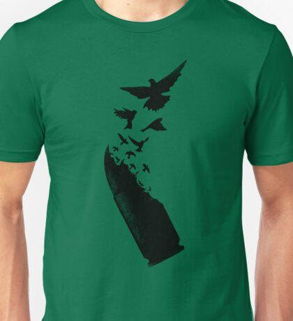 Bullet Birds Unisex T-Shirt