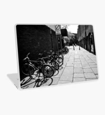 City Cycles Laptop Skin