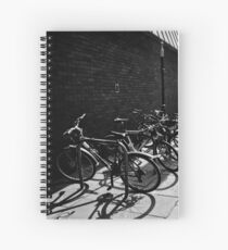 City Cycles Spiral Notebook