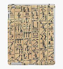 Papyrus iPad Case/Skin