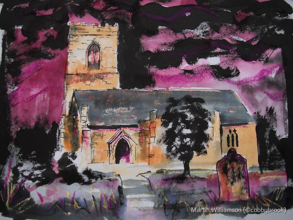 Holy Trinity, Goodramgate, York by Martin Williamson (©cobbybrook)