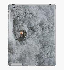 Snowy Cabin iPad Case/Skin