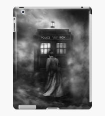 Tenth Doctor in the Mist iPad Case/Skin