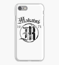 Makaveli 1971 iPhone Case/Skin